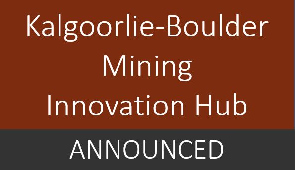 Mining Innovation Hub announced